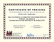 OSHA Construction Safety & Health Certification