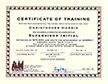 Supervisor Initial NYS DOH Certification